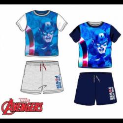 Conjunto Avengers Marvel 4Und. T. 4-6-8-10