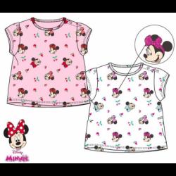 Camiseta Baby Minnie Disney Surtidos 4Und.T.6-12-18-24 Meses