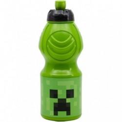 Botella Sport Minecraft 400Ml.