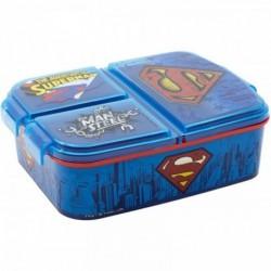 Sandwichera Multiple Superman