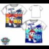 Camiseta Patrulla Canina 4Und.T. 3-4-5-6
