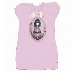 Camiseta Gorjuss Rosa T.8