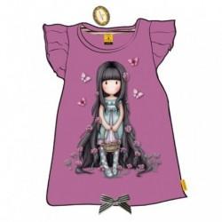 Camiseta Gorjuss Morado T.12