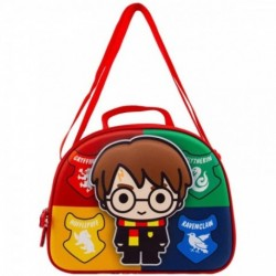 Bolsa Portameriendas 3D Harry Potter 20,5x26x10cm