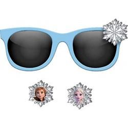 Gafas De Sol Frozen ll Disney Premium Con 2 CHARMS