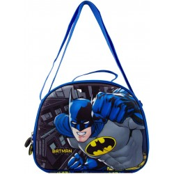 Bolsa Portameriendas 3D Batman 20,5x26x10cm