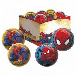 Expositor 12 Pelota BIO Spiderman Marvel 15cm.