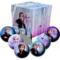 Expositor Pelota Frozen ll Disney 30Und. 6cm