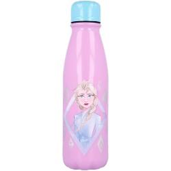 Botella Aluminio Infantil Frozen ll Disney 600 ML