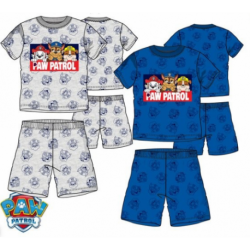 Pijama Patrulla Canina 4Und. T.3-4-5-6