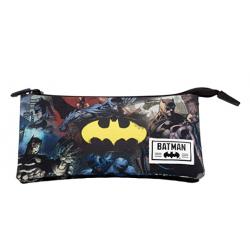 Portatodo Triple Batman 11x23x5cm.