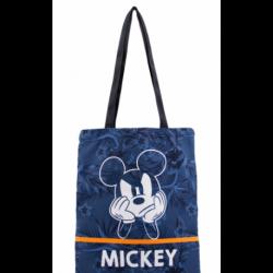 Bolsa Shopping Mickey Disney 44x32x1cm.