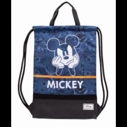 Saco Mochila Mickey Disney 49x34x1cm.