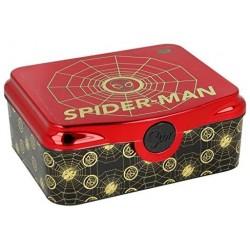 Sandwichera Deco Spiderman Marvel