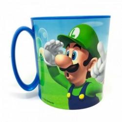 Taza Microonda Super Mario 360Ml.