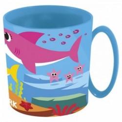 Taza Microonda Baby Shark 360Ml.