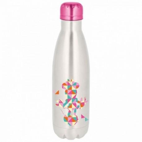 Botella De Acero Inoxidable Minnie Disney 780ml