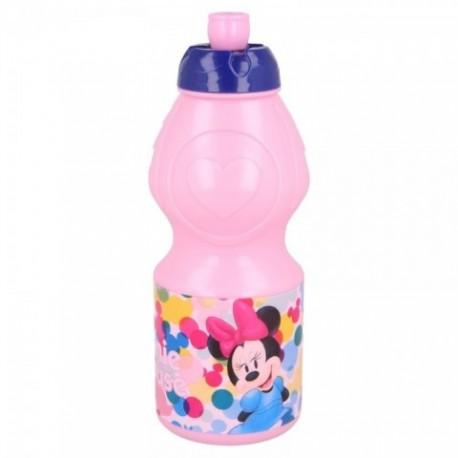 Botella Sport Minnie Disney 400Ml.