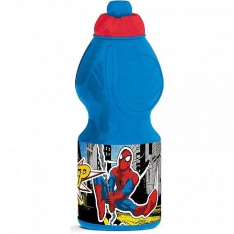 Botella Sport Spiderman Marvel 400Ml.
