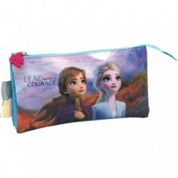 Portatodo 5D Triple Frozen ll Disney 22x12x5cm.