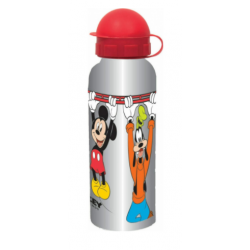 Botella Aluminio Infantil Mickey Disney 520 ML
