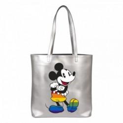 Bolso Mickey Disney Polipiel 38x32x13cm.
