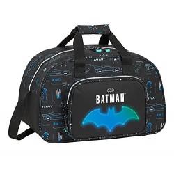 Bolsa De Deporte Batman 40x23x24cm.