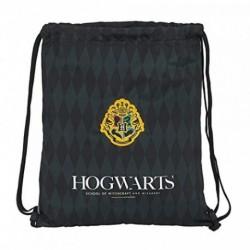 Saco Mochila Harry Potter 35x40cm.