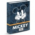 Carpeta A4 Anillas Mickey Disney 33x28x5cm.