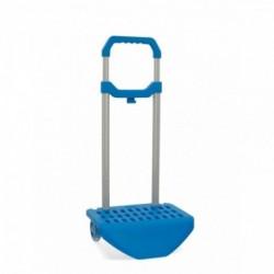 Carro Escolar Movom Logo Azul 56x29x23cm
