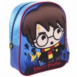 Mochila Harry Potter 3D 25x31x10cm