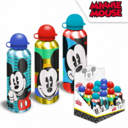 Botella Aluminio Mickey Disney 500ml