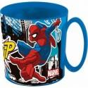 Spiderman Taza Microondas 350ml