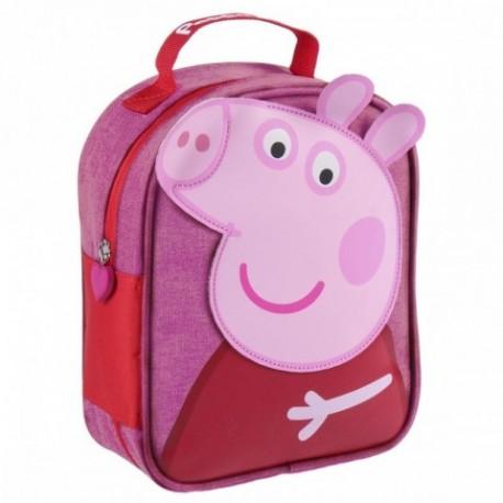 Neceser Comedor Peppa Pig 23x8.5x19cm.