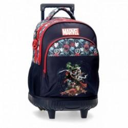 Mochila Compact Avengers Marvel 44x34x21cm