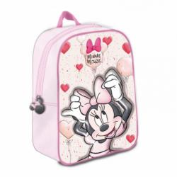 Mochila 3D Minnie Disney 24x29x9.5cm.