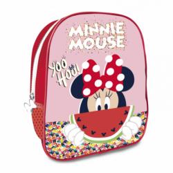 Mochila Guarderia Minnie Disney 22x26x9.5cm.