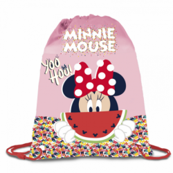Saco Merienda Minnie Disney 25x20cm.