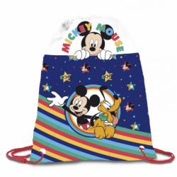 Saco Merienda Mickey Disney 25x20cm.