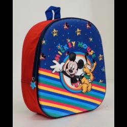 Mochila 3D Mickey Disney 24x29x9.5cm.