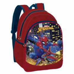 Mochila Grande Spiderman Marvel 40x30x17cm.