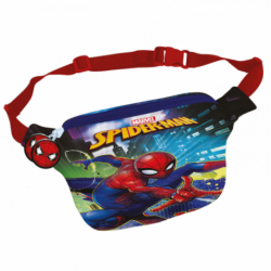 Rinonera Spiderman Marvel 18x9x4cm.