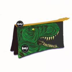 Portatodo Triple Dinosario Face Bags 22x14x3.5cm.