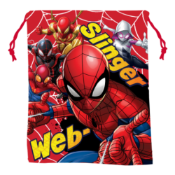 Saco Spiderman Marvel Peq.