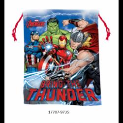 Saco Avengers Marvel Peq
