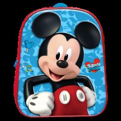Mochila 3D Mickey Disney 28cm.
