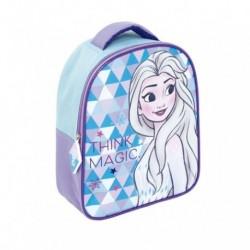 Mochila Frozen ll Disney 28x23x9cm.