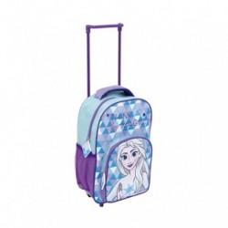 Mochila Trolley Frozen ll Disney 24x36x12cm.