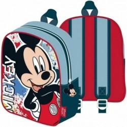 Mochila Guarderia Mickey Disney 24x20x10cm.
