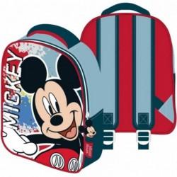 Mochila Mickey Disney 28x23x9cm.